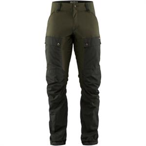FjällRäven Keb trousers (Laurel Green/Deep Forest)