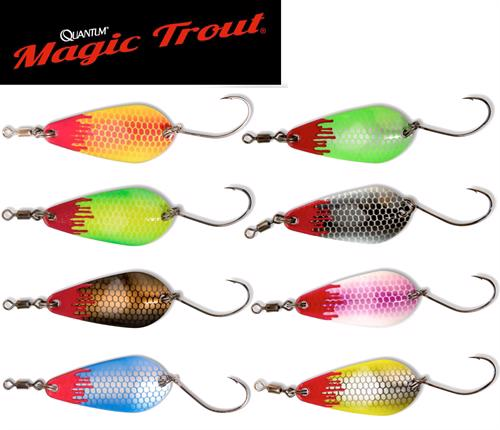 Magic Trout Bloody Spoon 3,5 gr.