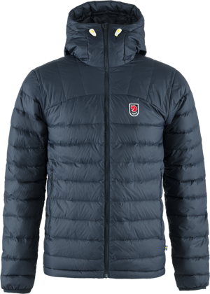 Fjällräven Expedition Pack Down Hoodie (Herre) - Navy
