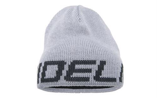 Logo Beanie Light Grey