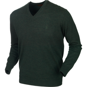 Glenmore pullover Forest green