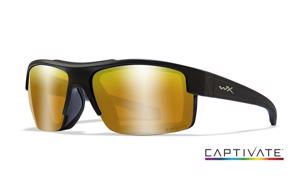 Wiley X Compass Captivate™ Polarized Bronze Mirror